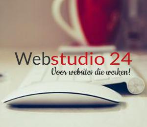 webstudio 24 voor websites die werken